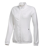 Puma Women's Track Jacket White