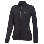 Puma Women's Track Jacket Black