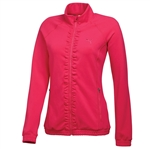 Puma Women's Track Jacket Raspberry