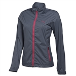 Puma Women's Tech Golf Jacket Turbulence