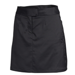 Puma Women's Solid Tech Golf Skort - Black