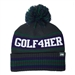 Golf4Her Pukka Knit Hat with Cuff - Grey