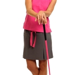 Golftini Performance Pleat Golf Skort
