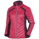 Sunice Cristina Thermal 3M Featherless Jacket - Bright Rose
