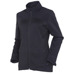 Sunice Bianca Full Zip Stretch Jacket - Black