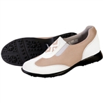 Sandbaggers Bali Tan Ladies Golf Shoe