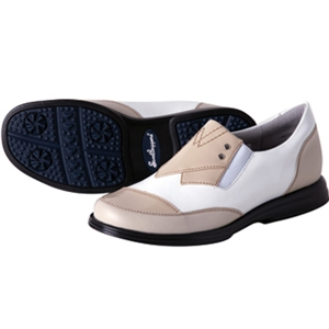 Sandbaggers PIP Ladies Golf Shoe Sand