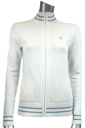 Shi Golf Zip Up Sweater Jacket