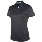 Sunice Cara Golf Polo Black