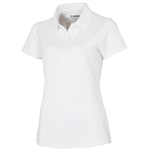 Sunice Jacqueline Coollite Golf Polo - White
