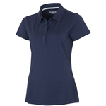 Sunice Jacqueline Cooliite Golf Polo - Midnight
