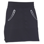 Sunice Jessie Coollite Golf Skort - Black