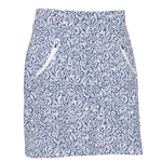 Sunice Jessie Coollite Golf Skort - Midnight Print