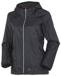 Sunice Lucy Hooded Stretch Wind Jacket - Black