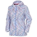 Sunice Lucy Hooded Stretch Wind Jacket - Peacock Fairwaves