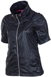 SUNICE Sophia Short Sleeve Wind Jacket Charcoal