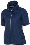 SUNICE Sophia Short Sleeve Wind Jacket Midnight