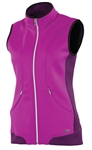 SUNICE Candy Thermal Power Stretch Lined Full Zip Vest