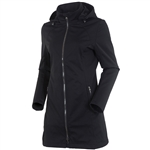 Sunice Brenda Softshell Car Coat - Black