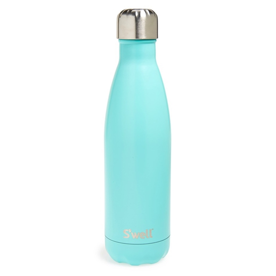 S'well Insulated Stainless Steel Water Bottle - Turquoise