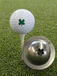 Tin Cup Luck of the Irish