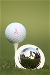 Tin Cup Awareness Ribbon