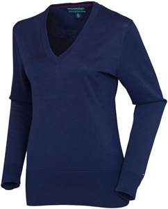 Tommy Hilfiger Ingrid V-Neck Sweater 6 colors