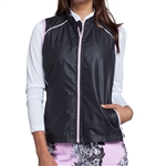 GG Blue Kacy Vest - Black