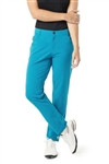 VK Sport Woven Long Golf Pant - Rustic Teal