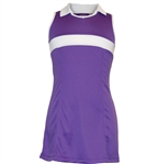 Garb Junior Whitney Golf Dress - Purple