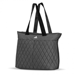 Adidas Quilted Heather Tote - Grey