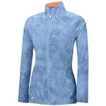 Adidas Advance Cold Dye Wind Jacket- Bahia Blue