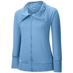 Adidas Advance Rangewear Jacket Full Zip - Bahia Light Blue