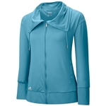 Adidas Advance Rangewear Jacket Full Zip - Lake Blue