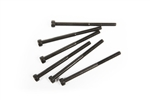 Axial Yeti XL M3x45mm Cap Head (Black) (6pcs)