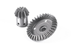 Axial Heavy Duty Bevel Gear Set 32P/11T