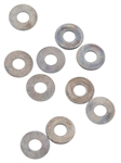 Axial Washer 3x8x0.5mm (10)