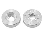 Beef Tubes BEEF PATTIES Scale Brake Rotors/Weights (INCISION) - Aluminum (2)