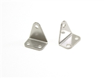 Gear Head RC 1/10 Scale L Mounting Brackets (2)