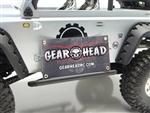 Gear Head RC Scale Vinyl Banner