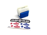 Gear Head RC 1/10 Scale Small Ice Chest - Blue
