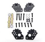Gear Head RC Wraith Droop - Lowering Kit