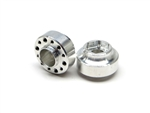 Gear Head RC 6-Lug Aluminum Hubs, Plus .250 (2)