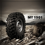 "Gmade 1.9"" MT1901 Off-road Tires (2) for 1.9 inch Size Wheels"
