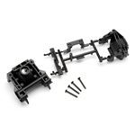 HPI Racing Savage Flux  Composite Gear Box/Bulkhead Set