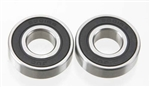 HPI Racing Ball Bearing 12x28x8mm Rubber Shield (2)