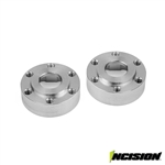 Incision Wheel Hubs #2