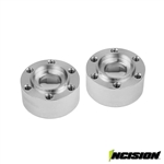 Incision Wheel Hubs #3
