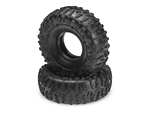 "JConcepts Ruptures - Green Compound - Performance Scaler Tires (for 1.9"" Wheel)"