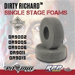"Pit Bull 1.55 Dirty Richard Single Stage Foam 3.70"" Medium (2)"